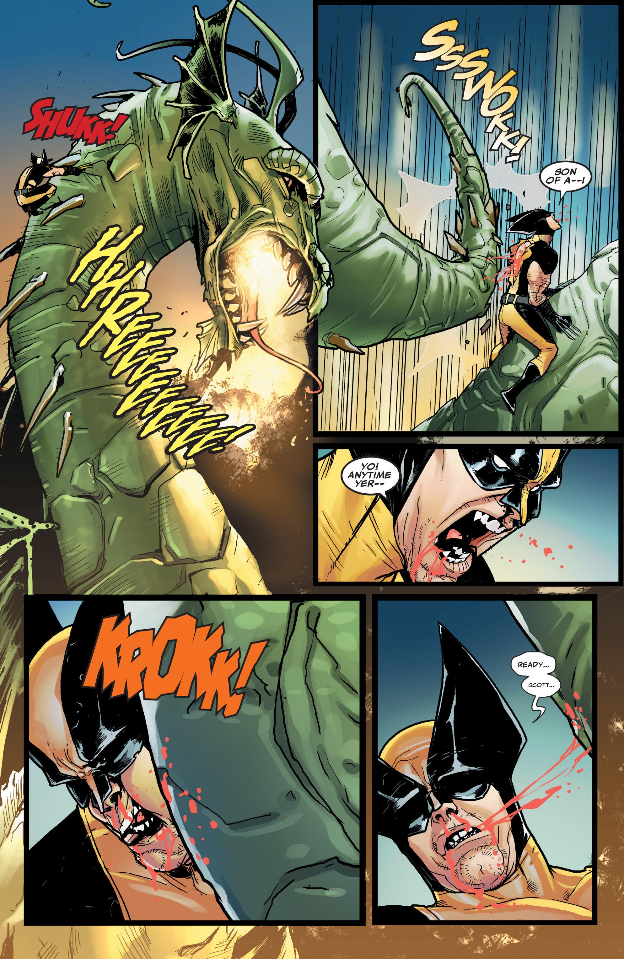 Read online Astonishing X-Men (2004) comic -  Issue #37 - 9