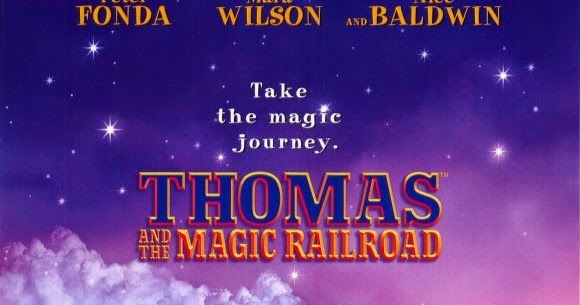 Movie Posters 2000: The Thomas And Friends Review Station: Movie Review