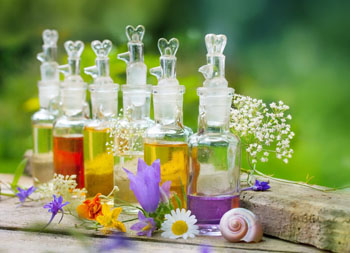Öle und Extrakte