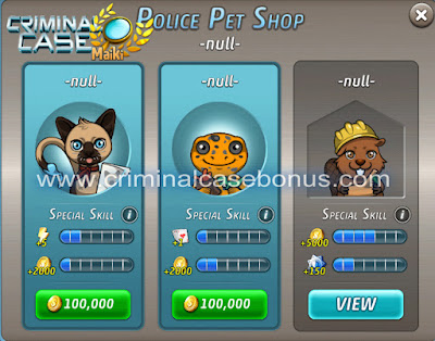 Criminal Case The Conspiracy New Pet Shop Is Going To
