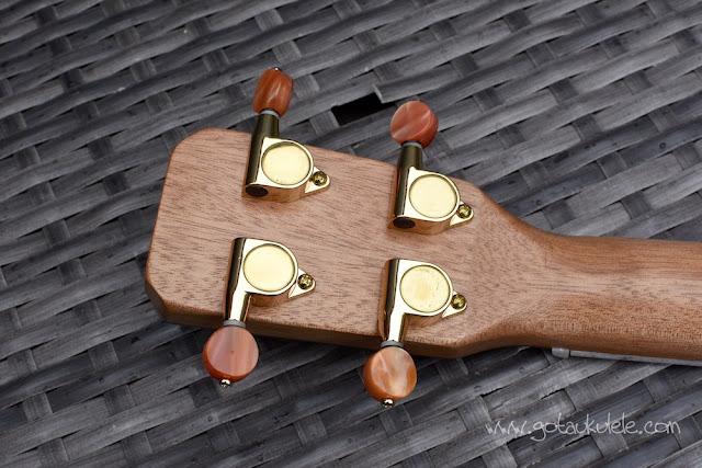 bonanza concert ukulele tuners