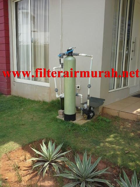 jual filter air murah fiber di jakarta pusat