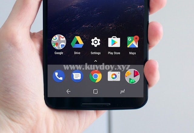 Cara Menyembunyikan Navigasi Bar di Android Tanpa Root