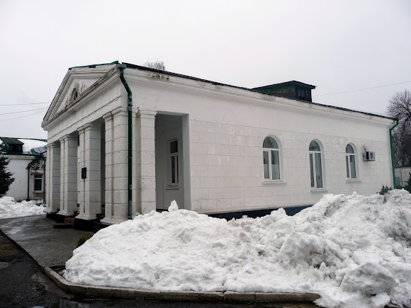 Самарский Свято-Николаевский монастырь. Келии