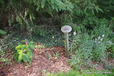 Le Jardin pour la Terre, Arlanc, Auvergne.