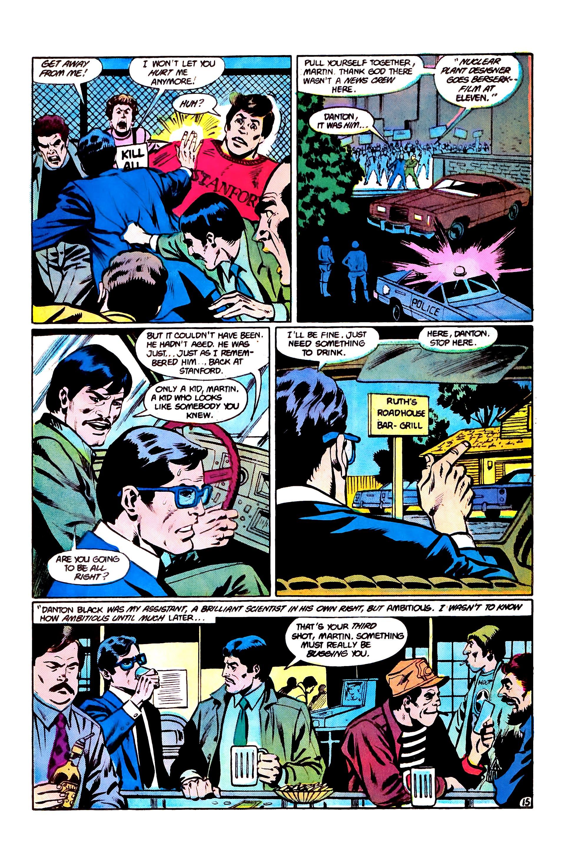 Read online Secret Origins (1986) comic -  Issue #4 - 21