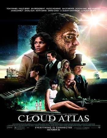 Cloud Atlas 2012 Dual Audio 720p 1.4GB [Hindi - English] BluRay DD 5.1