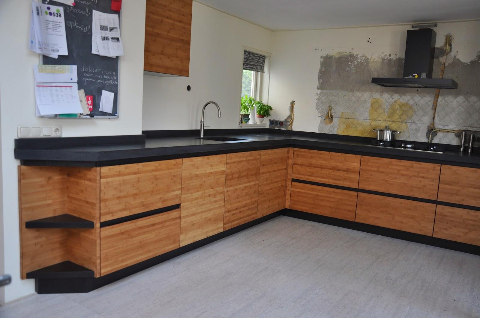 EIKELENBOOM  ambacht  design Keukens
