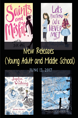 New Releases Spotlight for YA and MS readers...