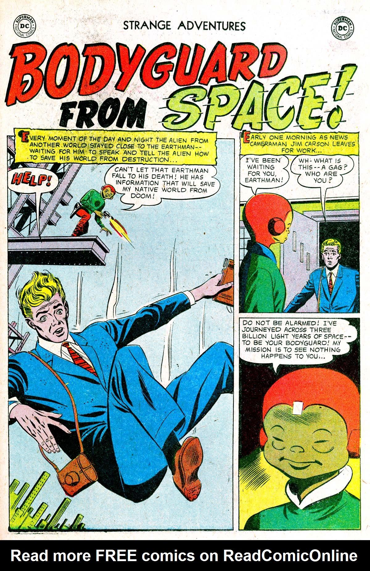 Strange Adventures (1950) issue 88 - Page 19