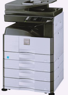 SHARP AR-6020D Printer Driver Download