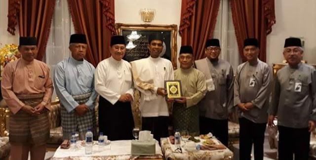 Diusir Hongkong dan Bali, Begini Cara Brunei Darussalam Muliakan Ustadz Abdul Somad