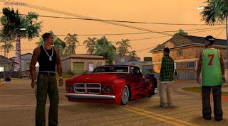 كوادت GTA San Andreas