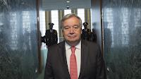 UN secretary-general Antonio Guterres (Photo Credit: UN) Click to Enlarge.