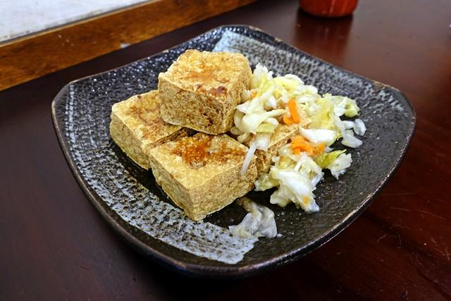 鴻金寶臭豆腐創意美食~台北松山葷素臭豆腐