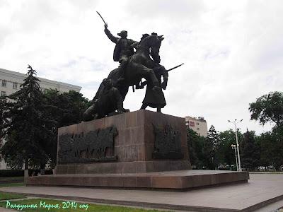 Ростов-на-Дону конная армия