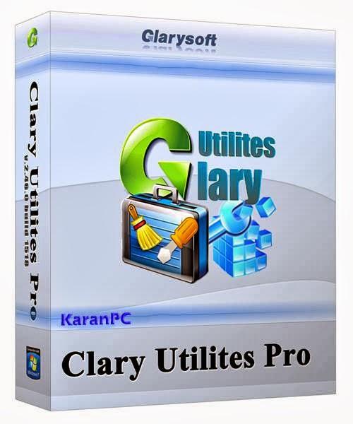 Glary Utilities PRO 5.13.0.26 + Key