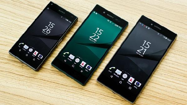 Thay mặt kính Sony Xperia Z5 chất lượng tốt nhất