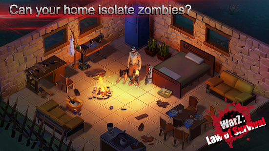 WarZ: Law of Survival Mod Apk Full
