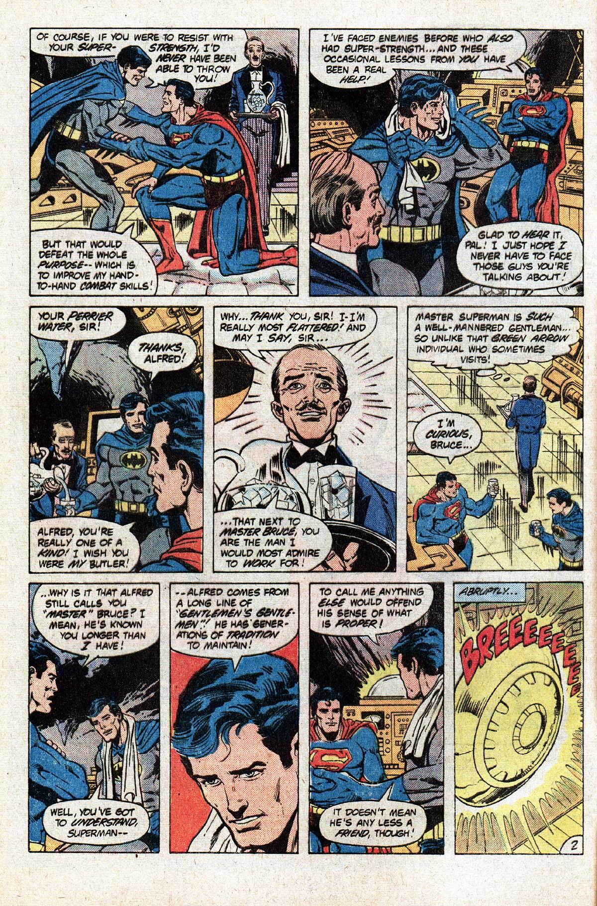 Read online World's Finest Comics comic -  Issue #279 - 4