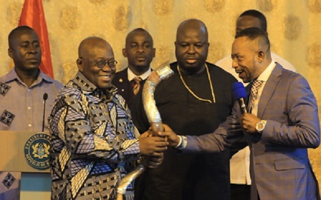 Owusu Bempah drops fresh prophesy in favor of Akufo-Addo ahead of 2020 elections