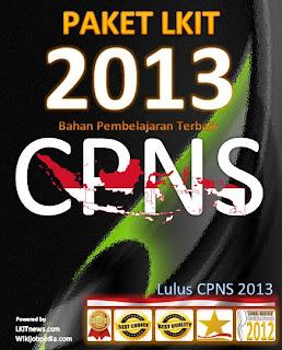 Soal Ujian CPNS 2013