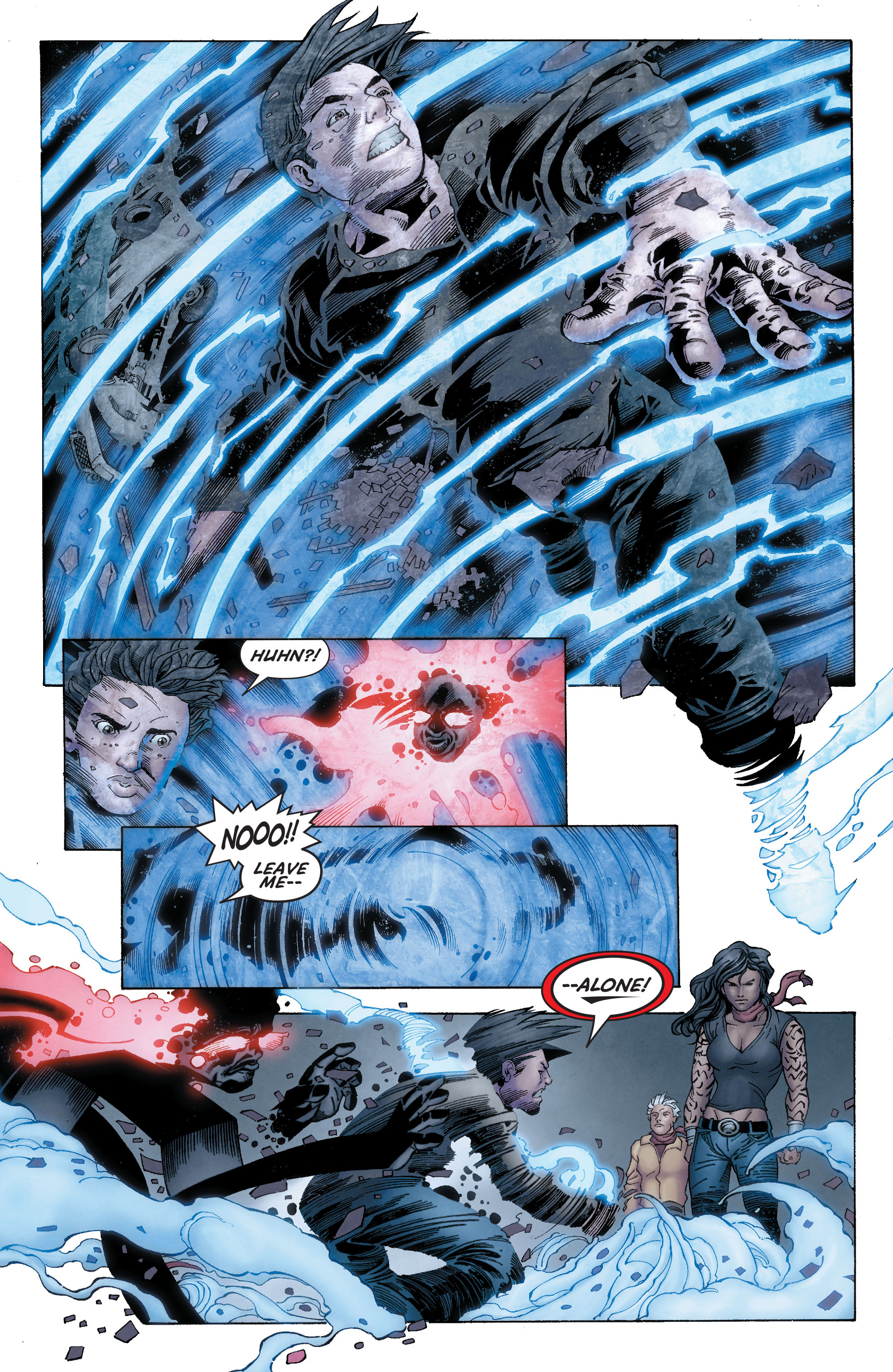 Read online The Flash (2011) comic -  Issue # Annual 4 - 22