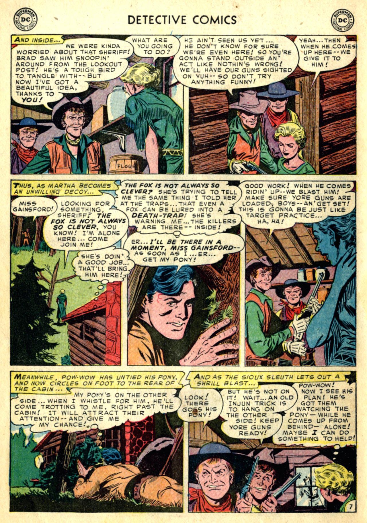 Detective Comics (1937) 192 Page 39