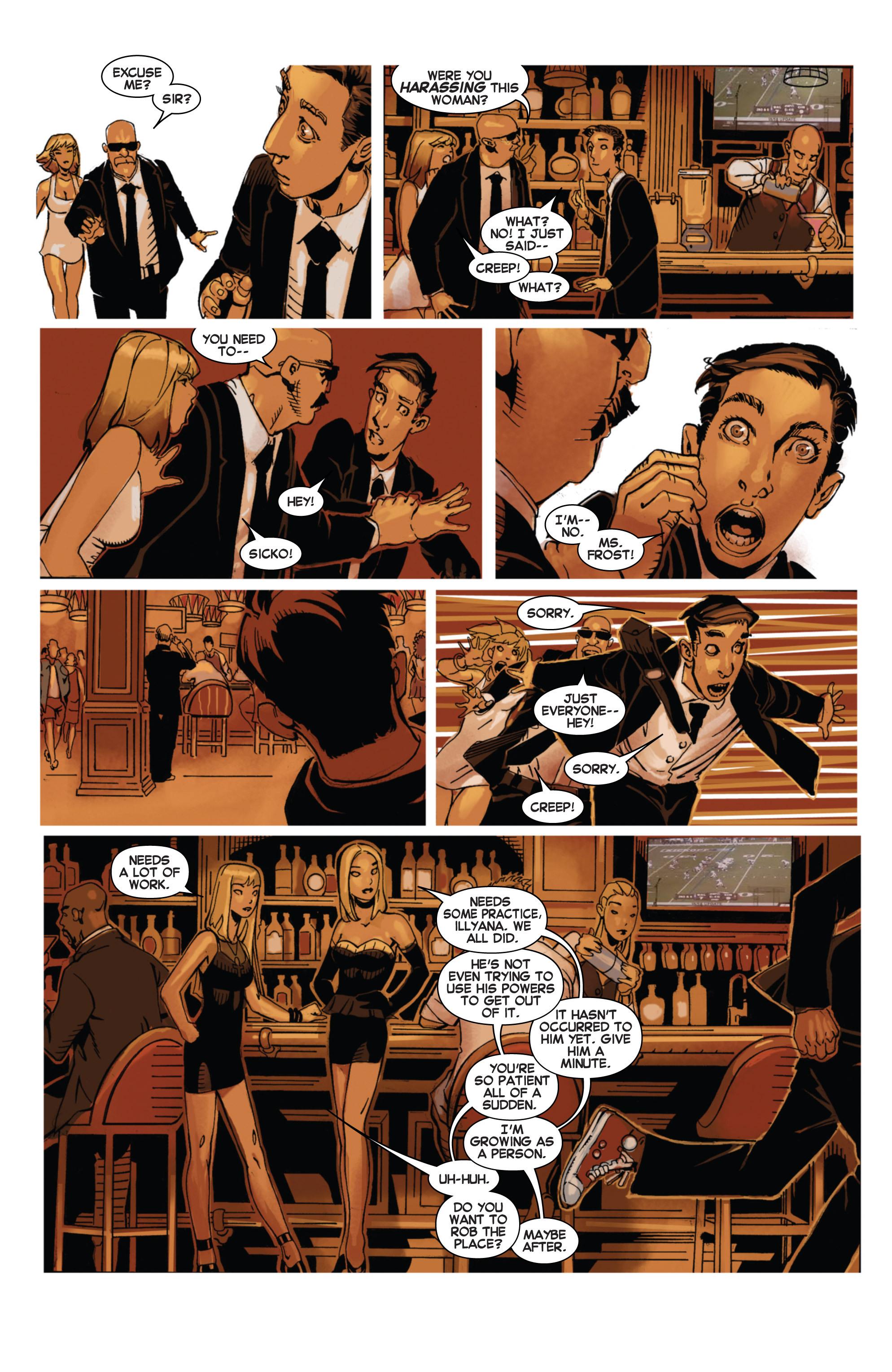 Read online Uncanny X-Men (2013) comic -  Issue #14 - 12