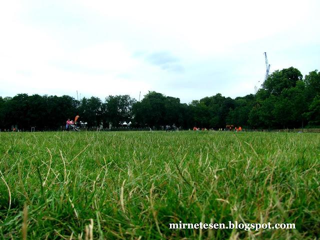 Лондон - Хоулэнд-Парк