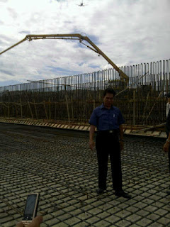 Proyek Box Culvert Bandara Mutiara Palu By PT Republika Nusantara Permai