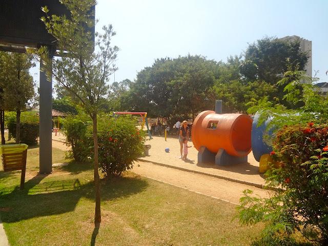 Playground Bosque Maia em Guarulhos