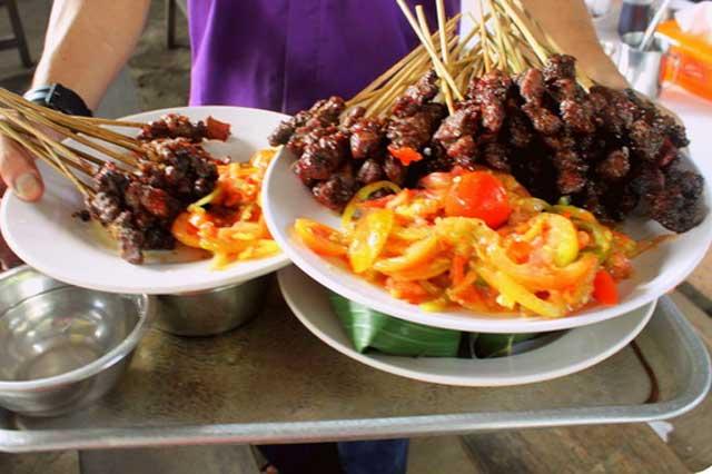 Wisata Kuliner Purwakarta Sate Maranggi