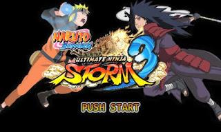 Naruto Senki Mod Ninja Storm 3 v2 apk mod Full Version Terbaru
