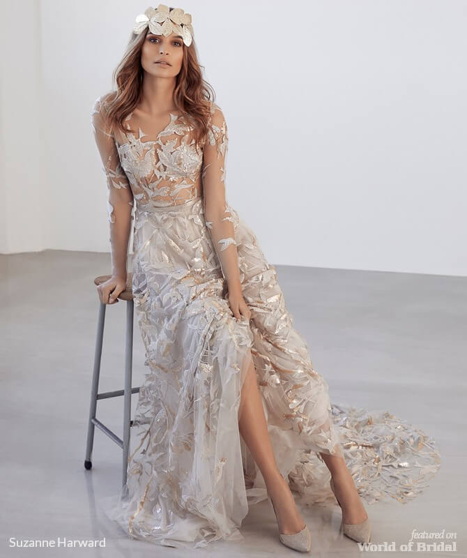 51bc026fe4 Suzanne Harward Fall 2018 Wedding Dresses - World of Bridal