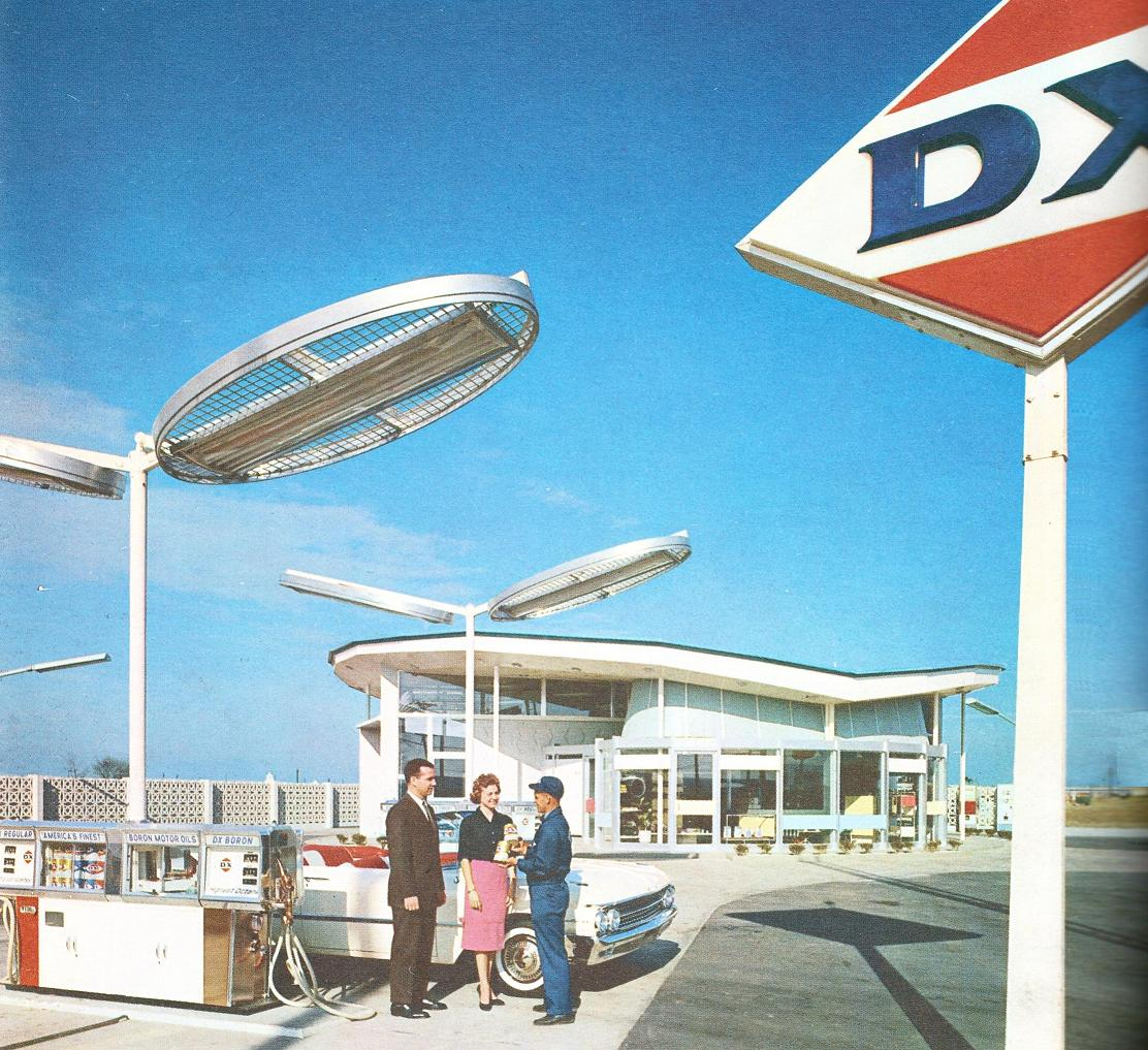Top American Gas Stations