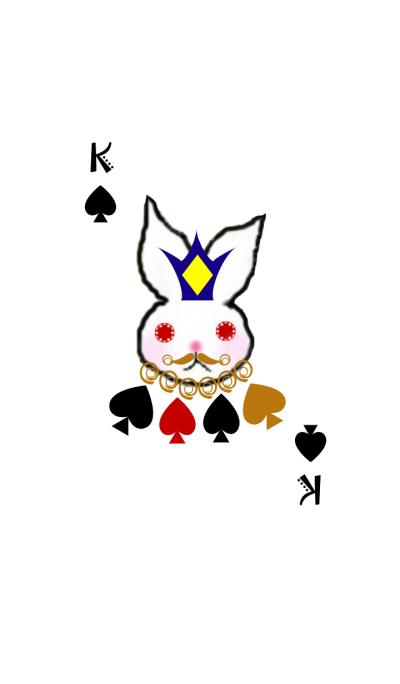 King rabbit poker
