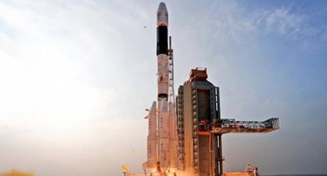 IRNSS-satellite
