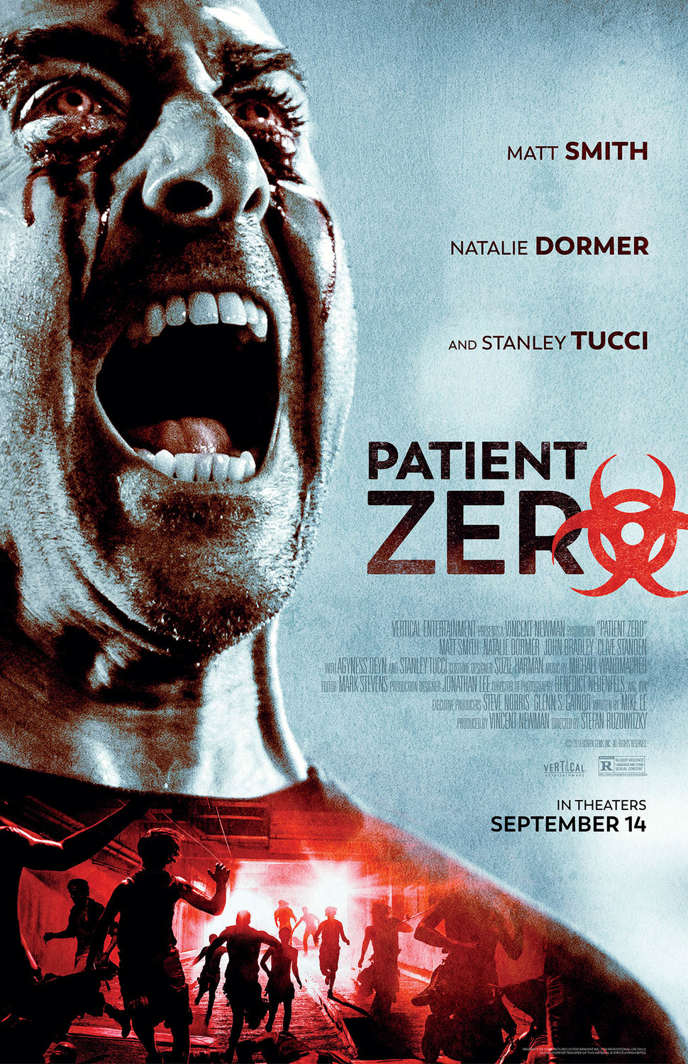 Patient Zero [HDRip] [Streaming] [Telecharger]
