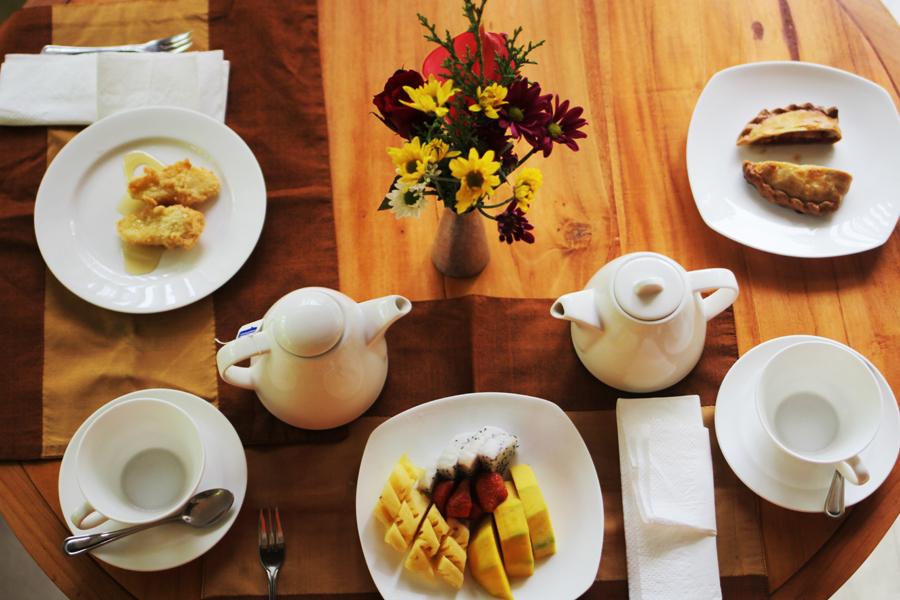 afternoon tea bali ubud