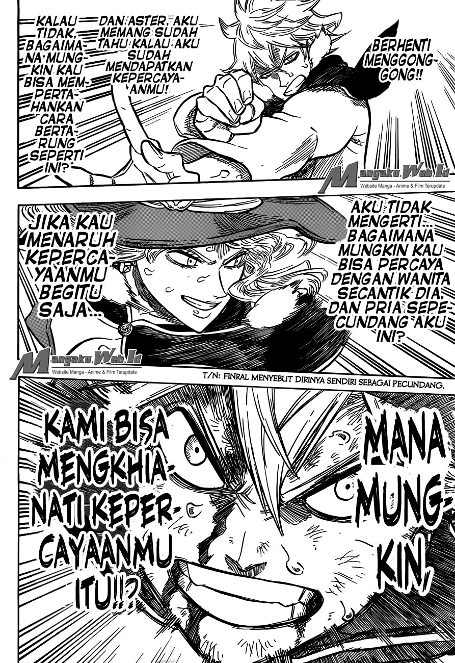 Baca Manga Black Clover Chapter 70 Bahasa Indonesia