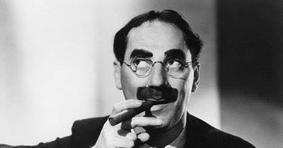 Paul Davis On Crime A Little Humor Some Of Groucho Marx
