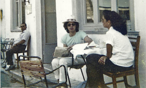Η βόλτα του Μικ Τζάγκερ το 1970 στο Ναύπλιο με την πρώτη του σύζυγο