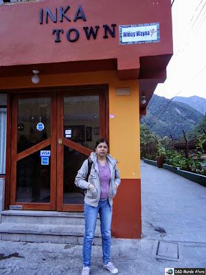 Hotel Inka Town Águas Calientes Machu Picchu - Peru