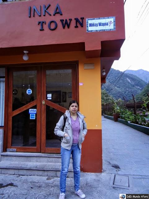 Hotel Inka Town, Águas Calientes - o que fazer em Machu Picchu - Peru