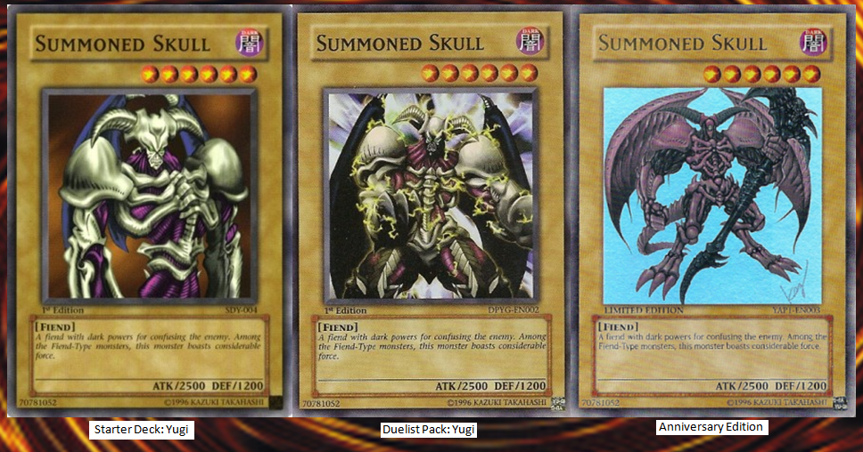 Dueling Archetype Card Review Summoned Skull