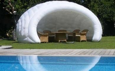Fonkelnieuw Transparente Design Tenten | Opblaasbare tenten Incredible Balloons XQ-13