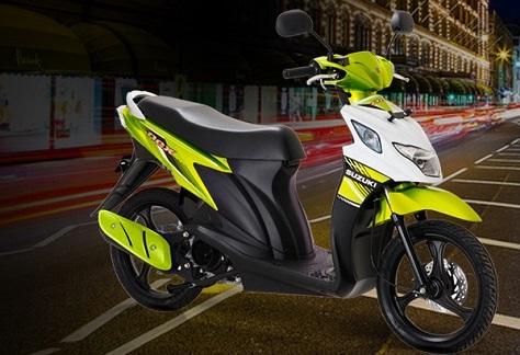 Harga Motor Suzuki Nex