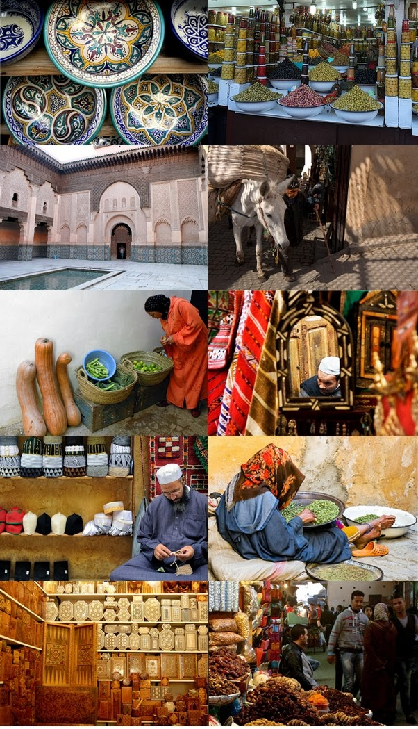 fes-maroc-bazar