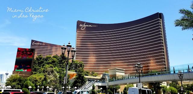 Christine Michaels goes to Las Vegas